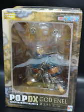 Megahouse Excellent Model One Piece POP NEO DX God Enel 1/8 PVC Figure