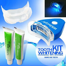 Home Kit Teeth Tooth Whitening Gel White Oral Bleaching Professional Peroxide