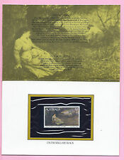 AUSTRALIA 1981  Presentation Pack $2 McCUBBIN On The Wallaby Trail - MNH stamps