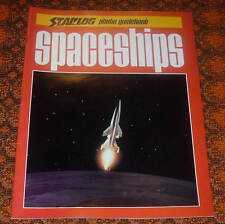 STARLOG PHOTO GUIDEBOOK  SPACESHIPS  1977  COLOR B/W  SPACE