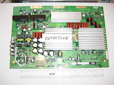 DEFECTIVE 6871QYH039B 6870QYC004D YSUS Board (no repair attempt) DEFECTIVE x637