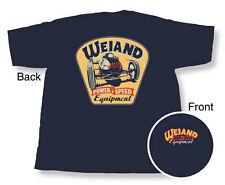 Weiand Belly Tanker Navy T-Shirt $14.95 10002-WND