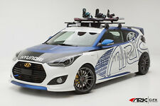 Veloster Turbo ARK C-FX 5pc Body Kit- Front Lip Spoiler/Side Skirts/Rear Bumper