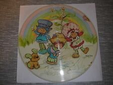STRAWBERRY SHORTCAKE - Over The Rainbow - Picture Disc LP - 33rpm Vinyl Record
