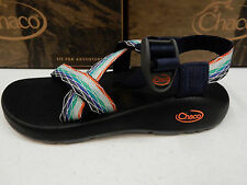 CHACO WOMENS SANDALS Z/1 CLASSIC PRISM MINT SIZE 7