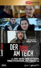 DER TOTE AM TEICH (Josef Hader, Maria Hofstätter, Erni Mangold) NEU+OVP