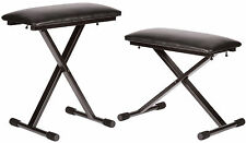 Stageline Adjustable Piano-Cello-Music Bench - INSTRUMENT STOOLS & CHAIRS!