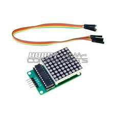 HOBBY COMPONENTS LTD MAX7219 Serial Dot Matrix Display Module Arduino PIC