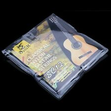 General 3 Pack Ensemble Guitare SC12 Classique Nylon Six Cordes Pour Guitare
