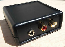 DAC DESTROYER  USB SOUND CARD WITH LINE AND HEADPHONE OUTPUT