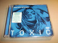 Britney Spears - Toxic VERY RARE 2004 Release UK DVD single OOP