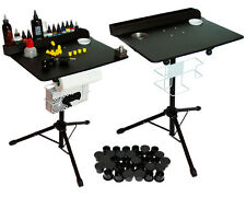 Portable Tattoo workstation by Ools - Compact stand ready to travel. UK DISPATCH