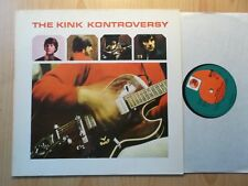 THE KINKS LP: THE KINK KONTROVERSY (RE; D; PRT – 200 730-241)