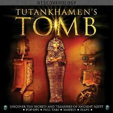 Tutankhamen's Tomb: Uncover the Secrets and Treasures of Ancient Egypt by Green