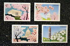 2015USA #4982-4985  Forever Gifts of Friendship Joint Issue Japan Set  4 Singles