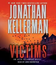 Alex Delaware: Victims  Jonathan Kellerman (2012, CD, Abridged) John  Rubinstein