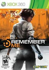 Remember Me -  Microsoft Xbox 360  Brand New Sealed