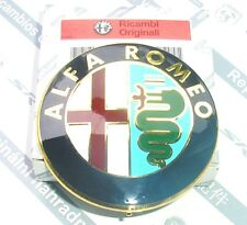 ALFA ROMEO GIULIETTA  (2010 on) New GENUINE Front Bonnet Grille Badge Emblem