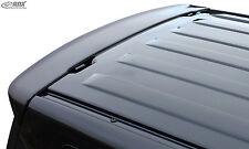 RDX spoiler posteriore/TETTO SPOILER PER VW t6 2015+