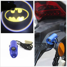 Motorcycle Bat Batman Logo Ghost Shadow Projection Light Projector LED Laser New