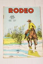 RODEO  N°250-1972- BD LUG