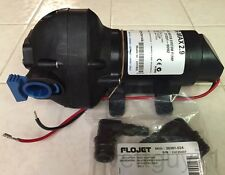 Flojet Jabsco PAR-MAX 31331-0092 Automatic Water System Pump, 12V 2.9GPM 10PSI