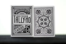 White Tally-Ho Deluxe Limited Edition (Fan Back) brand new