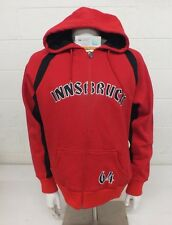 Olympic Museum Collection Innsbruck Osterich 1964 Heavyweight Hoodie Large NEW