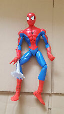 """SPIDERMAN 12"""" TALL WITH SOUND EFFECTS AND PROJECTILE"""