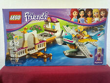 NEW LEGO Friends 3063 Heartlake Flying Club- 195 Pieces- NEW Sealed- Worldwide