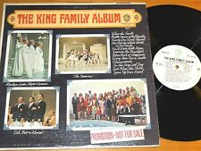 LOT of 2 PROMO MONO POP LPs - THE KING FAMILY - WARNER BROS 1613 and 1660