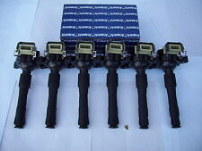 BMW E46 E39 X5 E36 IGNITION COIL Coils set of 6 325 330 328 M3 2.3 2.5 2.8 3.0