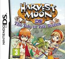 Harvest Moon: The Tale of Two Towns (Nintendo DS, 2012) - USA Version