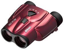 Nikon ACULON t11 8-24x25 rosso Binocolo! 8 - 24 x 25 V. Sistema Nikon partner