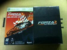 XBOX360 GAME FORZA 2 MOTOSPORT LIMITED COLLECTOR'S EDITION (ORIGINAL USED)
