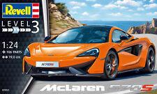 Revell Germany 1/24 McLaren 570S Sports Series PLASTIC MODEL KIT 07051