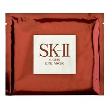 PACK OF 14 SKII SK2 Signs Eye Mask Skincare Pitera Hydrate Brighten Anti-Wrinkle