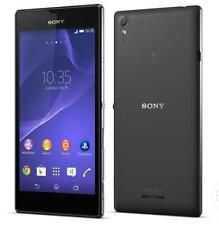 "New Unlocked Original Sony XPERIA T3 D5103 8GB 5.3"" GSM 4G LTE Smartphone Black"