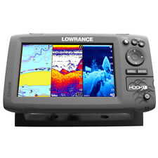 NEW Lowrance Hook-7 Combo 000-12664-001