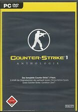 Counter-Strike 1 Anthology (PC, 2005, DVD-Box) sehr guter Zustand