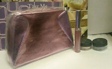 BareMinerals Take Me By Surprise 4 Piece Collection~Glimmer, Glimpse,Gloss&Purse