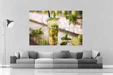 MIJOTO COCKTAIL  Wall Art Poster Grand format A0 Large Print