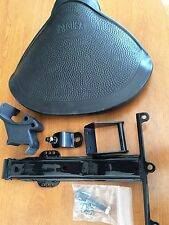 NEW BMW R50-R69S PAGUSA SOLO SEAT COMPLETE WITH HARDWARE MOUNTING KIT NEW