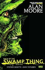 Saga Of The Swamp Thing Book One Softcover