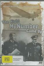 THE NIGHT MY NUMBER CAME UP MICHAEL REDGRAVE  NEW ALL REGION DVD