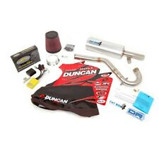 Duncan Fat Boy 4 Exhaust + Vortex CDI + Pro Design Pro Flow K&N Kit TRX450R 06+