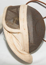 Vintage/Antique Paul Fencing Mask/Helmet Custom Made into Lamp VERY UNIQUE