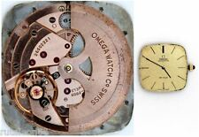 OMEGA 711 original automatic watch movement for parts (2611)