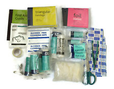 Refill - Low Hazard less than 25 Person HSE Compliant First Aid - Long Expiry