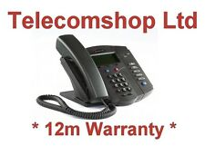 Polycom Soundpoint IP301 SIP VoIP Phone & PoE cable -  IP 301 IP301SIP